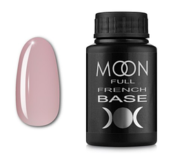 MOON FULL Baza French №05 - база для гель лака, 30 мл. (нежно-розовый)