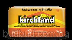 Клей для плитки Kirchland UltraFlex 25 кг