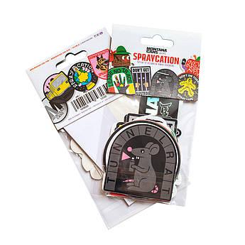 Набір стікерів Montana Spraycation Sticker Set, 12 шт