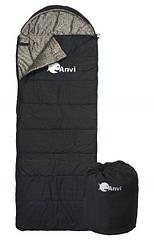 Спальник Anvi - Черный - 200x70 см - Весна-Осень