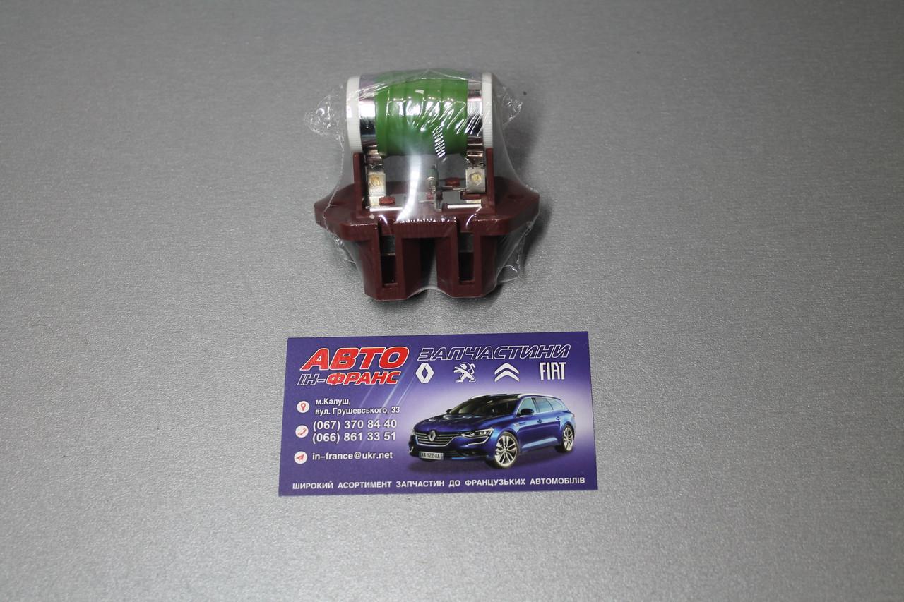Резистор вентилятора-радіатора Jumper 2.2HDi 06, BOXER 06, FIAT DUCATO 2,2 /3,0 JTD