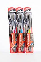 Colgate зубні щітки CHARCOAL medium