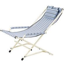 Кресло складное туристическое Vitan Качалка (840х560х940мм), голубое