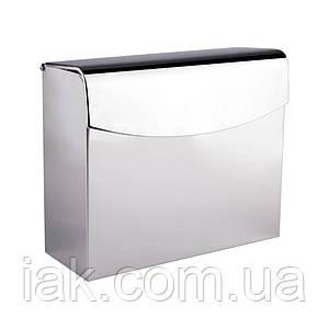 Тримач для паперових рушників Lidz (CRM) 121.04.03