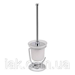 Йоржик для унітаза Lidz (CRG) 121.05.03