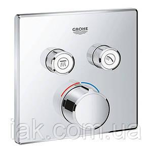 Зовнішня частина змішувача для душу Grohe SmartControl 29148000 для двох споживачів