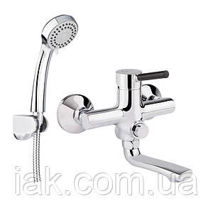 Змішувач для ванни Qtap Inspai CRM 005BN