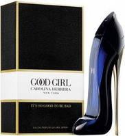 Женская туалетная вода Carolina Herrera Good Girl 80 ml, женские духи туфелька парфюм Каролина эррера Гуд герл