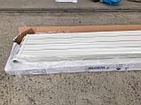 Вертикальный радиатор алюминиевый GLOBAL TONDO, фото 3