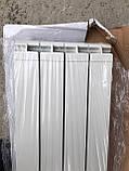Вертикальный радиатор алюминиевый GLOBAL TONDO, фото 6