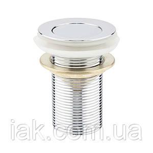 Донний клапан для раковини Lidz (CRM) 47 00 001 00