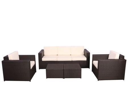 Комплект меблів Santo з ротанга Elit