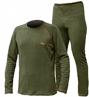 Костюм Power Fleece Tramp XS зеленый