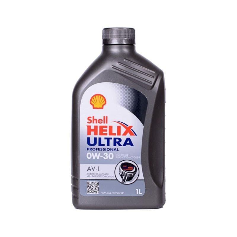 Моторное масло Shell Helix Ultra Professional AV-L 0W-30  1л  (550046303)