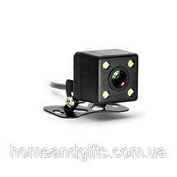 Автомобільна камера заднього виду UKC A-101 LED, 5 метрів кабель (mn-331)