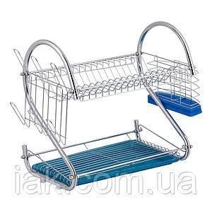 Сушарка для посуду Lidz (CRM) 121.06.09