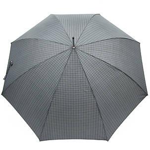 Зонт-трость Doppler 740167-1 полуавтомат Крупная клетка, фото 2