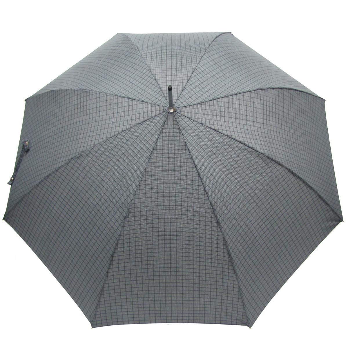 Зонт-трость Doppler 740167-1 полуавтомат Крупная клетка