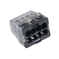 З'єднувальний затискач (1-2.5 мм) 8-ми полюсний 24А (Haupa) 265017