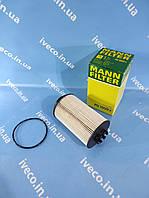Топливный фильтр MAN TGA TGL TGM TGS TGX NEOPLAN 51125030061 51125030063 51125030092 F026402028