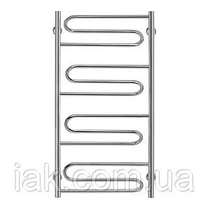 """Водяна сушарка для рушників Lidz Zigzag (CRM) D32/20х1/2"""" 500x1000 P4"""