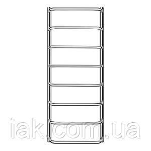 """Сушарка для рушників водяна Lidz Standard (CRM) D32/20х1/2"""" 400x1000 P8"""