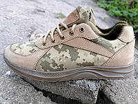 Кросівки тактичні демісезонні MAX Horizon Tactic, піксель, фото 1