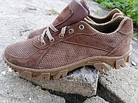 Кросівки тактичні літні  MAX Tactic AIR, Коричневі, фото 1