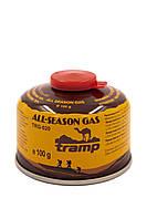 Баллон газовый Tramp (резьбовой) 100 грам TRG-020