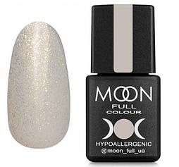 MOON FULL Opal color №501 напівпрозорий з золотим шіммери, 8 мл.