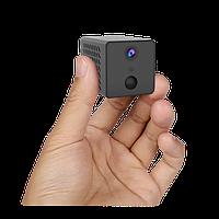 4G мини камера Evkvo G01 с автономной работой до 1 года, PIR датчиком движения и ночной подсветкой