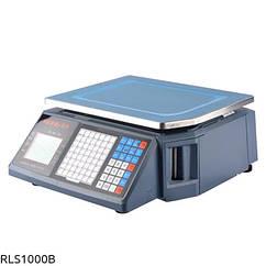 Весы с печатью этикеток RLS1000B (Rongta)