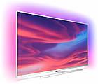 Телевизор 50 дюймов Philips 50PUS7304/12 (1700Гц / 4K / Smart Android / Cortex-A53 / Т2/S2 / 20Вт), фото 4