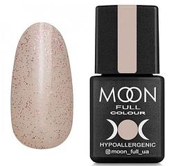 MOON FULL Opal color №503 бежевий напівпрозорий з дрібним рожевим шіммери, 8 мл.