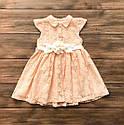 Дитяча святкова сукня на 2-5 років, фото 2