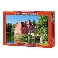 """Пазл """"Замок. Чехия"""", 1000 элементов Castorland (5904438102136)"""