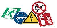 Детальніше про знаки безпеки