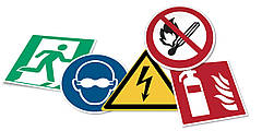 Подробнее о знаках безопасности