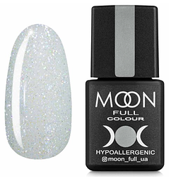 MOON FULL Opal color №508 напівпрозорий з синіми блискітками, 8 мл.