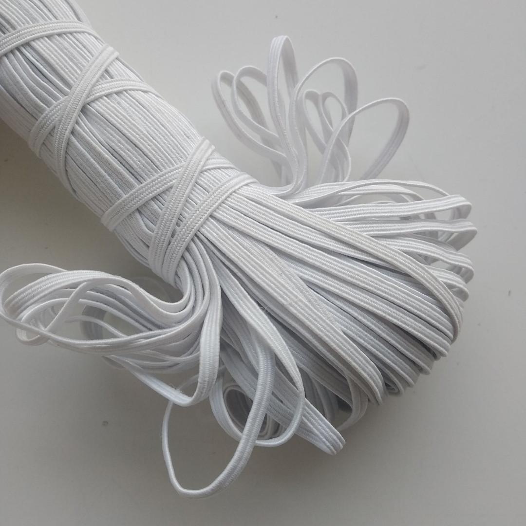 Гумка для одягу, 0,5 см