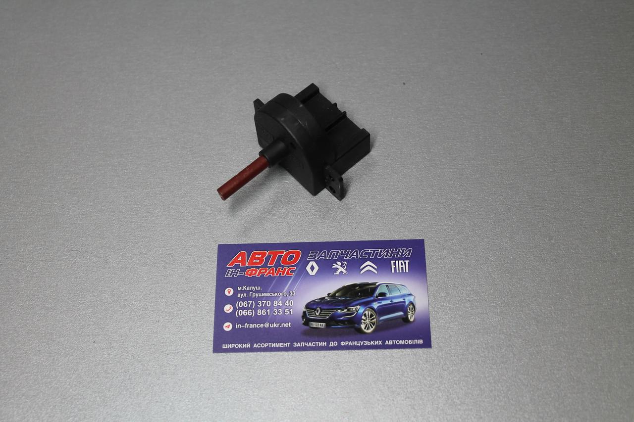 Перемикач вентилятора-Резистор вентилятора пічки: Citroen Jumper, Peugeot Boxer, Fiat Ducato