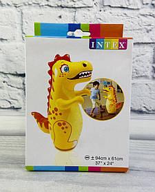 Надувная игрушка - неваляшка Дракоша От 3-х лет 44669 96807 Intex