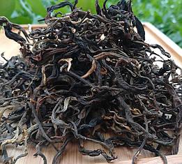 Красный чай Юньнань Дяньхун с диких деревьев