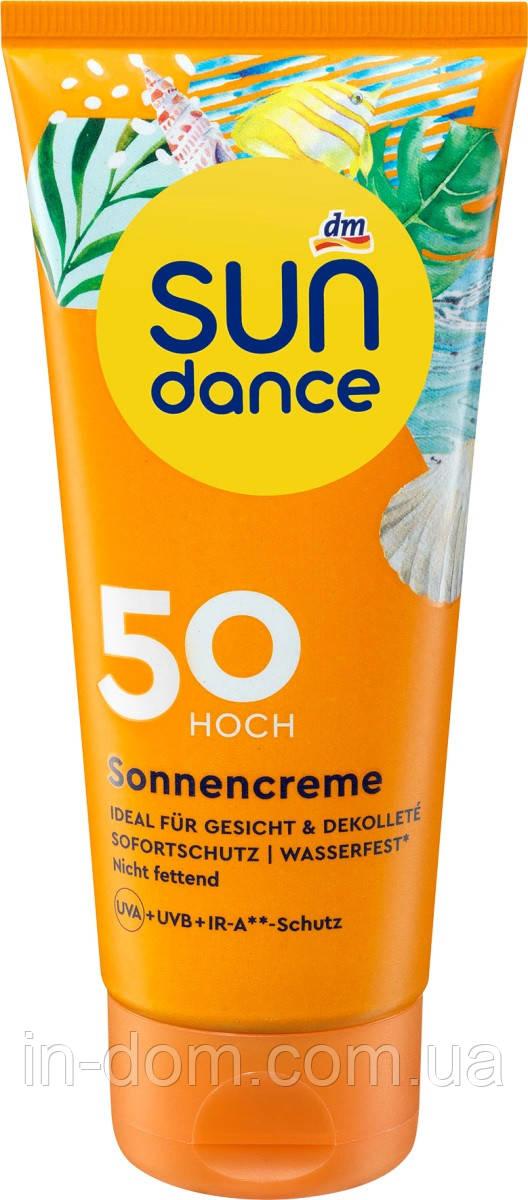 Sonnencreme LSF 50 100 ml Сонцезахисний крем з СПФ 50 100 мл