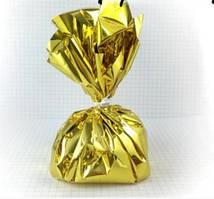 Грузик для шаров 250 грамм золото