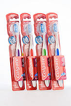 Colgate зубні щітки Optic White medium
