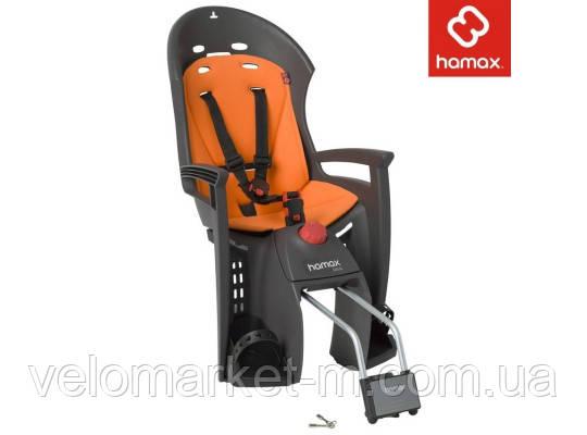 Велосипедное детское кресло Hamax Siesta orange