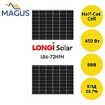 Гибридная солнечная станция 10 кВт (мощность панелей 10 кВт), фото 3