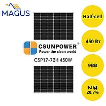 Гибридная солнечная станция 10 кВт (мощность панелей 10 кВт), фото 2