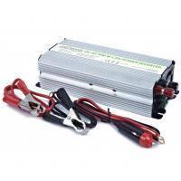 Перетворювач DC-AC; вхідна підключення: прикурювач автомобіля; вихідна підключення: 1 розетка, USB